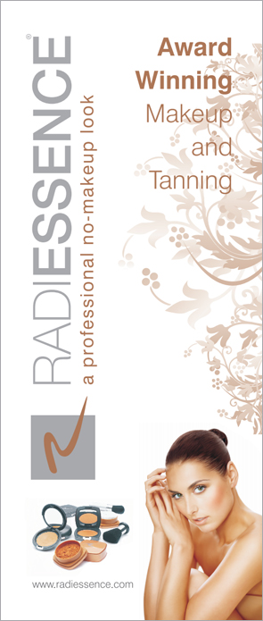 Radiessence - Award Winning Makeup and Tanning