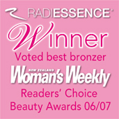 Voted Best Bronzer
