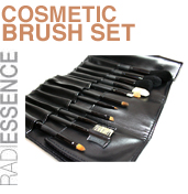 12 Piece Cosmetic Brush Set