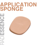 RADIESSENCE Invisible Finish Compact Oblong Sponge