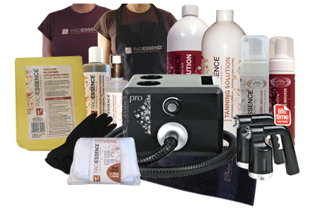 Pro Spray Tanning System Package