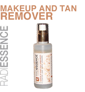 Makeup and Tan Remover