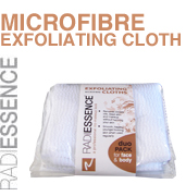 Microfibre Exfoliating Cloth