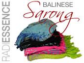 Hand Painted Balinese Sarong